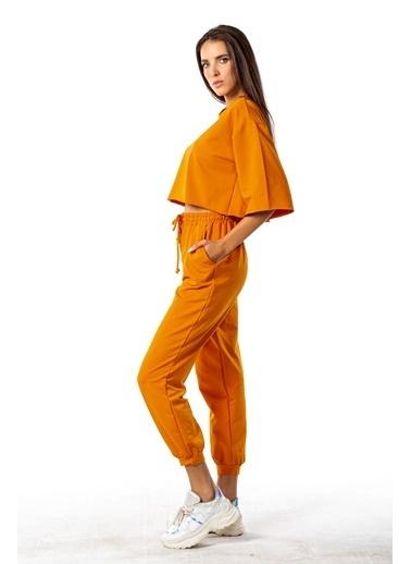 Coral Pantolon Sarı